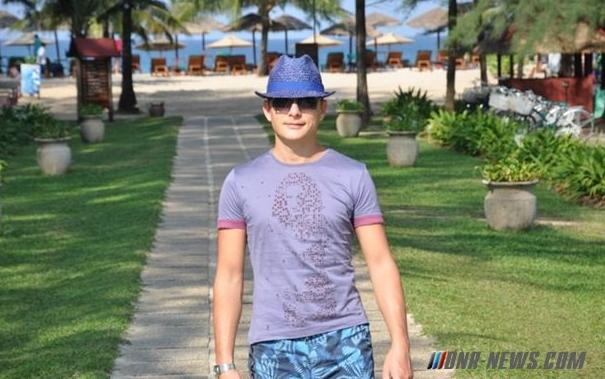 Олег Ляшко отдыхает на Капри