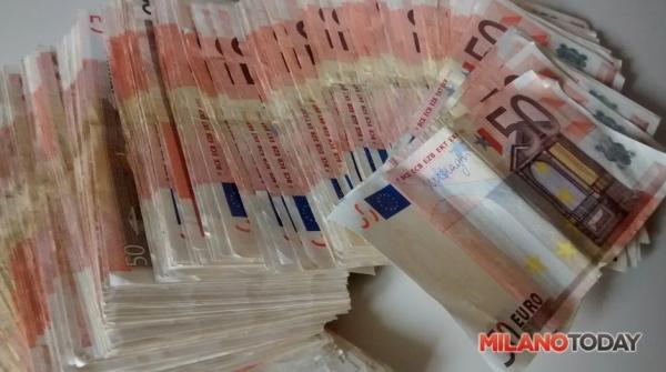 Три юных итальянца арестованы в Цюрихе с 10 000 фальшивых евро