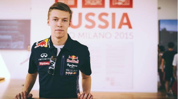 Российский пилот Формула -1 Даниил Квят: «Монца является фантастическим городом»