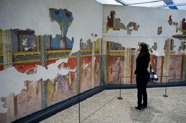 Неаполь. Выставка «Помпеи и Европа. 1748-1943»