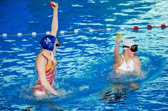 Италия, спорт: Aquathlon (борьба в ластах под водой)