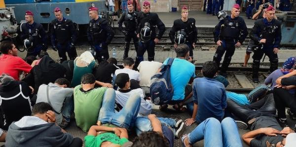 Итальянская пограничная служба восстановила контроль над границей с Австрией