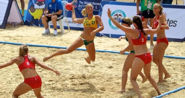 Италия, спорт: Beach Handball (пляжный гандбол)