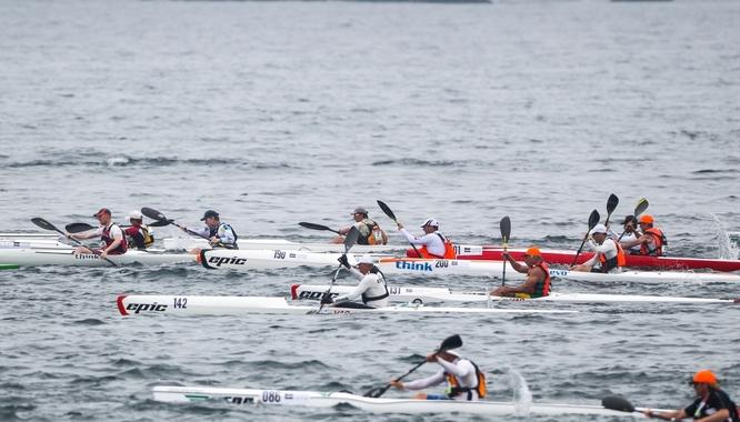 Италия, спорт: Canoe Ocean Racing (каноэ в открытом море)