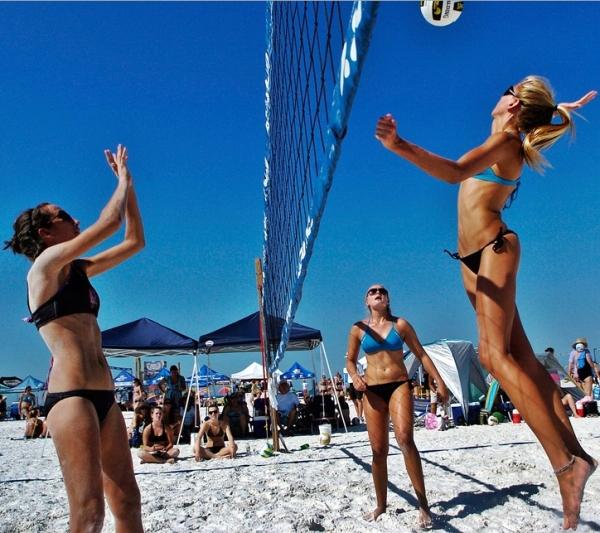 Италия, спорт: Beach Volley (пляжный волейбол)