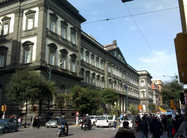 Обучение в Неаполе. Университет Федерико II