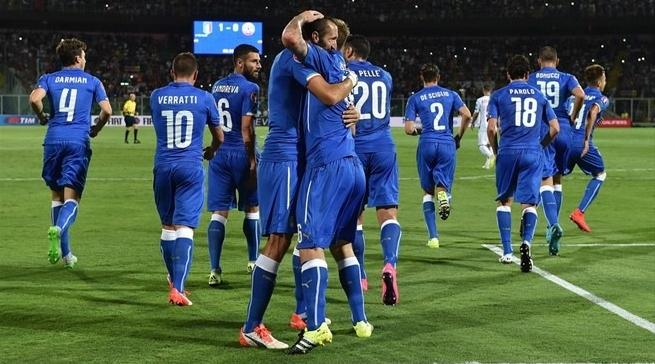 Итальянцы забили быстрый гол и это воодушевило команду