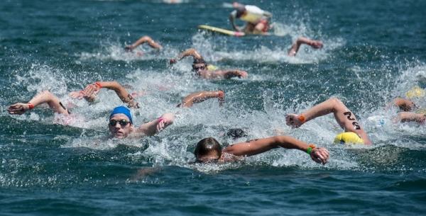 Италия, спорт: Open Water Swimming (плавание на открытой воде)