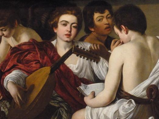 В городе Губкинский покажут работы Караваджо, известного живописца Италии XVI-XVII вв.