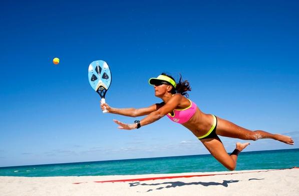Италия, спорт: Beach Tennis (пляжный теннис)