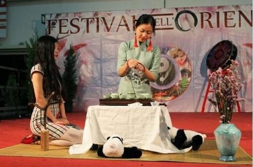 Впервые в Неаполе «Фестиваль стран Востока»