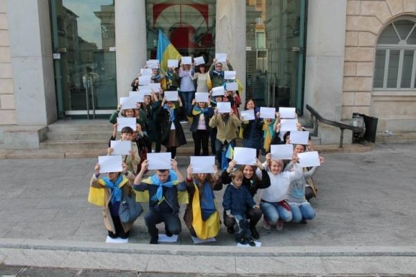 Милан: В регистрации Ассоциации украинцев «Rinascimento Ucraina» отказано