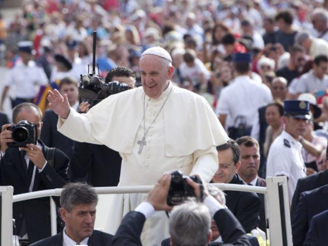 Папа Франциск в США: «террористы могут быть замаскированы под полицейских»