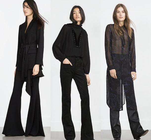 Клёш - Один из наиболее спорных трендов, который был навеян модой 70-х