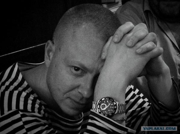 Валерий Мельников - серия фотографий в Италии «Черные дни Украины»