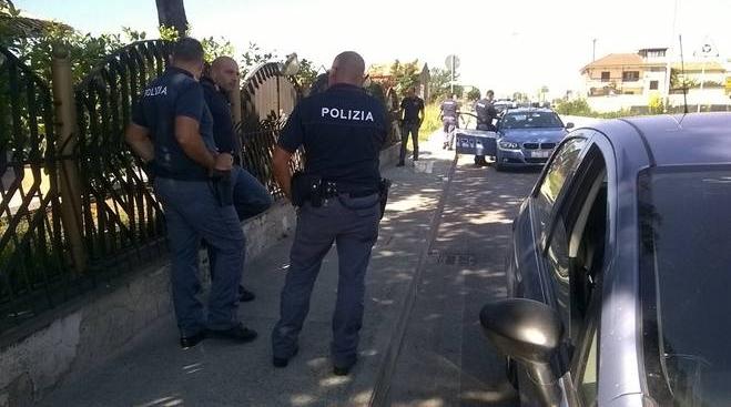 Итальянец пытался застрелить 25-летнюю девушку легкого поведения, которая приехала из Молдавии в Италию