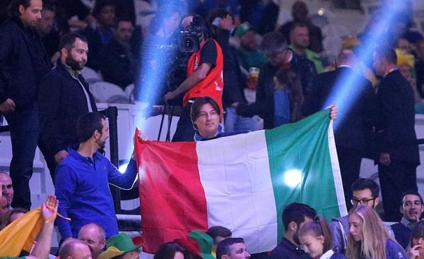 Итальянцы прекращают борьбу за медали, но интрига в чемпионате, даже для проигравших, продолжается
