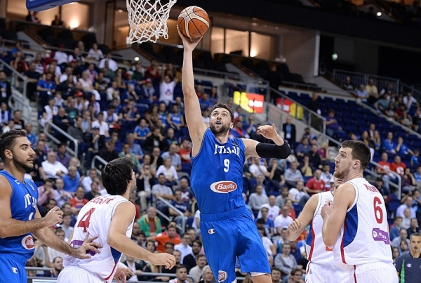 итальянский баскетбол - Марко Белинелли