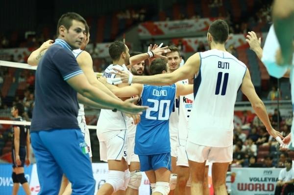 Волейбольные страсти Италии
