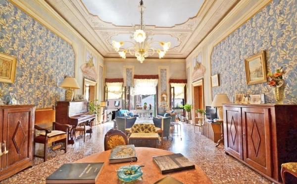 Резиденция философа Жан-Жака Руссо в Венеции будет продана