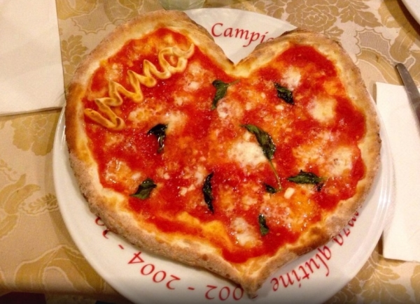 Пиццерии CAMPANIA