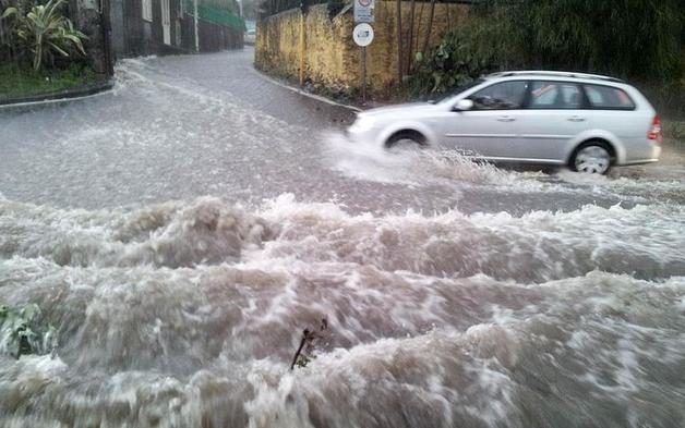 Сицилия под водой