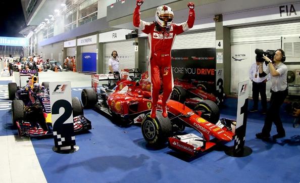 Ferrari нарушила Спортивный регламент