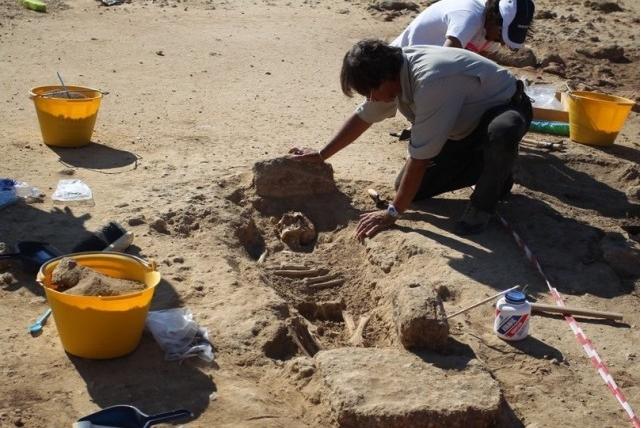 На Сицилии в Долине Храмов обнаружены скелеты