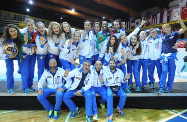 Девушки Under-20 стали бронзовыми призерами чемпионата мира
