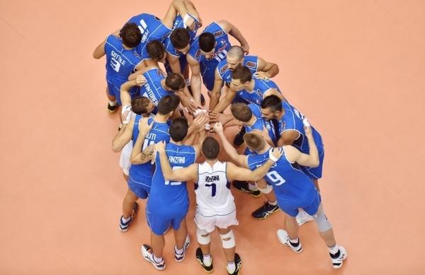 Продолжает радовать и молодая поросль итальянского волейбола