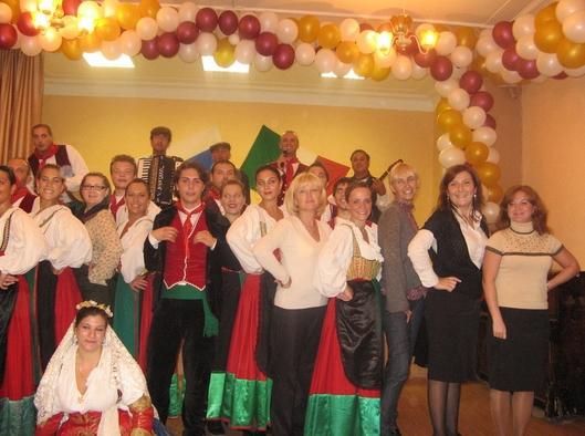 Студенты Италии проходят стажировку и изучают русский язык и культуру