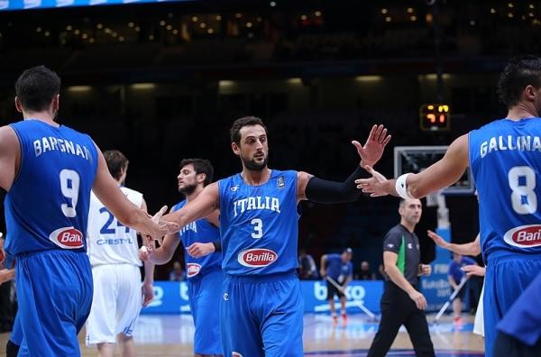 Итальянцы, проиграв четвертьфинальный триллер Литве
