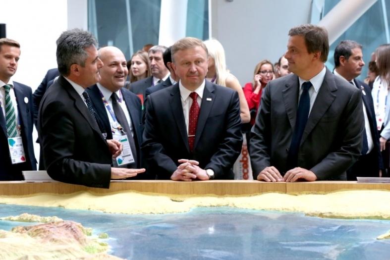 Миланскую хартию «ЭКСПО-2015» подписал премьер-министр Беларуси