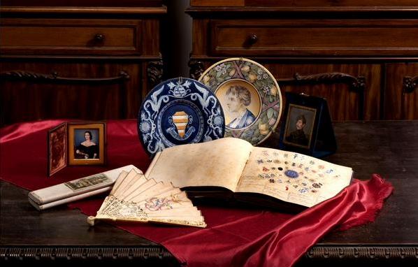 """Неаполь. Выставка """"Pompeo Carafa 1827-1895"""" в музее Сан Мартино"""