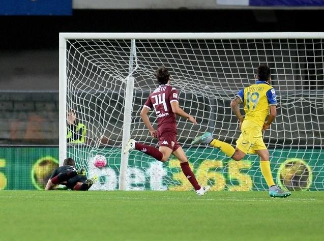 Первое поражение в сезоне потерпел «Торино»