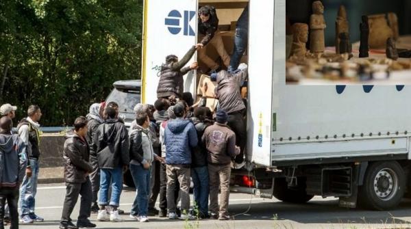 ООН считает, что благодаря потоку мигрантов террористы и мафия Италии продают исторические ценности на черном рынке