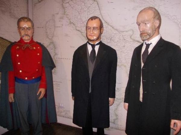 Музей восковых фигур теперь … в Турине