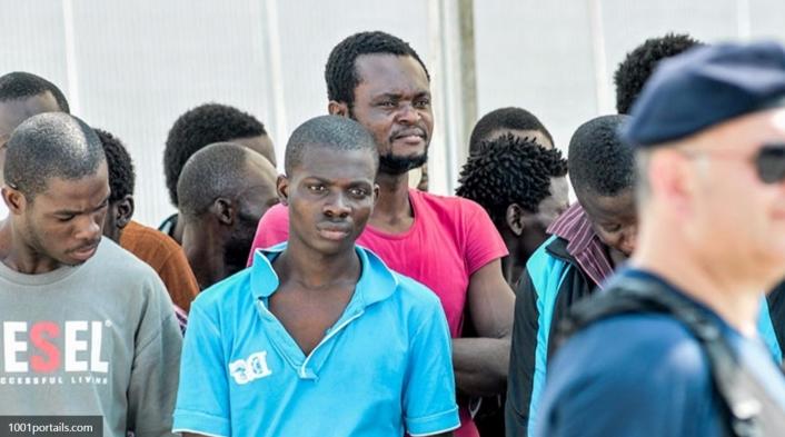 Швеция примет у себя беженцев из Эритреи, которые временно проживали в Италии