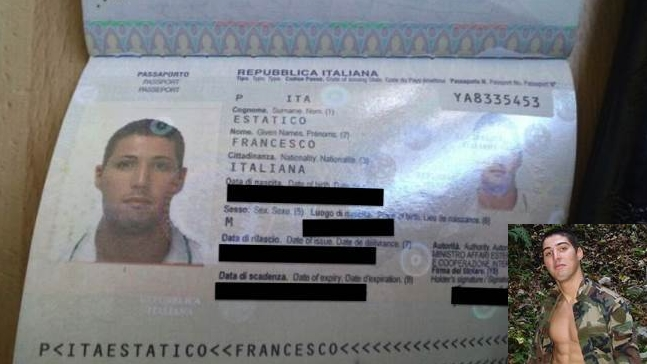 Освобождён молодой итальянец, исчезнувший накануне в Украине