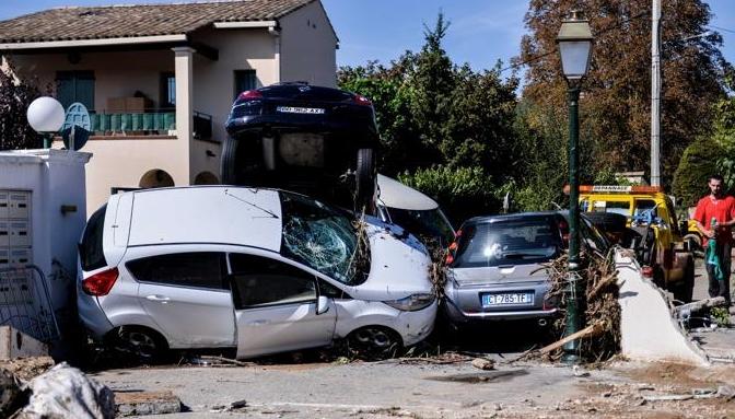 Известно, что в южном департаменте Франции под названием Приморские Альпы числится 16 погибших