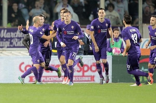 Лидер чемпионата «Фиорентина» без проблем победила на «Артемио Франки» «Аталанту» - 3:0
