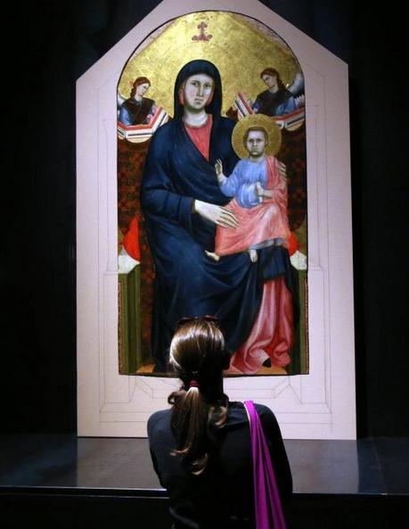 Выставка художника эпохи Проторенессанса Джотто в Милане