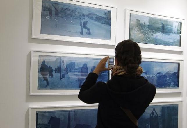 Большая ретроспектива Бориса Михайлова открывает новый Центр Фотографии в Турине
