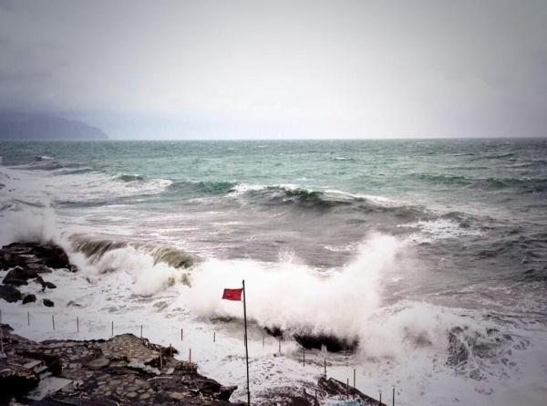 На Сардинии объявлено штормовое предупреждение