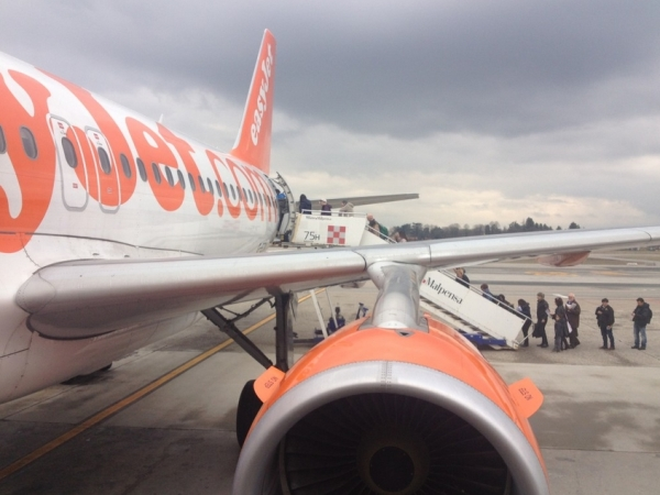 Аэропорт Венеции: Рейс Лондон-Ираклион чуть не окончился трагедией