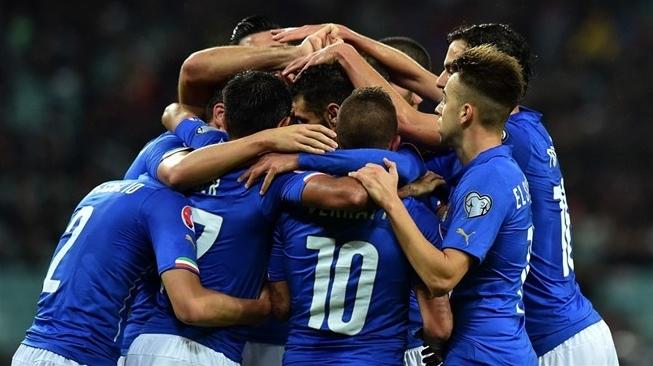 Евро-2016. Сборная Италии добывает путевку на чемпионат Европы - 2016
