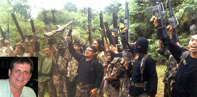 Гражданин Италии попал в плен экстремистов на Филиппинах