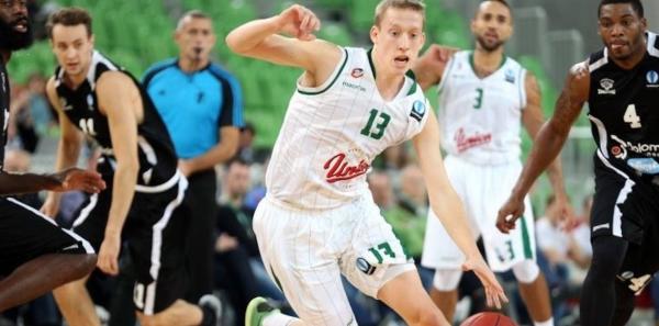 Баскетболисты из Тренто проиграли всего одно очко опытному и скушенному клубу из Любляны