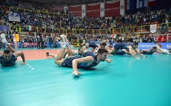 победа италии
