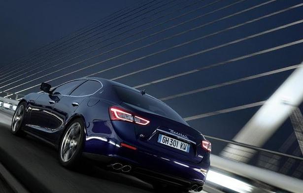 Из-за слабых продаж Maserati остановил производство
